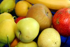 Free Several Fresh Fruits Royalty Free Stock Images - 1668749