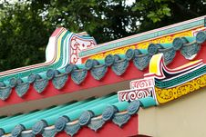 Free Detail Of Chinese Temple Stock Photos - 1668773
