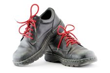 Free Red Laces Stock Images - 1668774