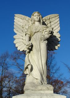 Free Angel 004 Royalty Free Stock Photography - 1669437