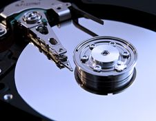 Free Inside Hard Disk Stock Photography - 16600332