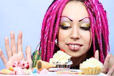 Free Sweets Stock Photo - 16600430
