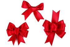 Free Gift Bow Royalty Free Stock Image - 16600566