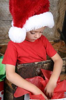 Free Christmas Presents Royalty Free Stock Photo - 16601235