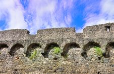 Free Old Wall Royalty Free Stock Photography - 16602357
