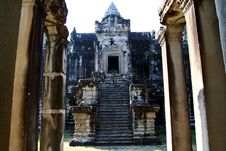 Free Angkor Wat-Cambodia Stock Photos - 16603013