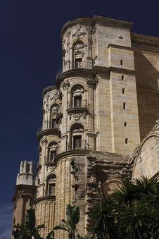 Free Malaga Town Hall Stock Image - 16603241
