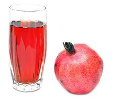 Free Pomegranate Royalty Free Stock Photos - 16603338