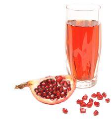 Free Pomegranate Stock Photography - 16603392