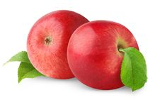 Free Two Apples Stock Photography - 16604152