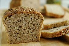 Free Bread With Grains Royalty Free Stock Images - 16604489