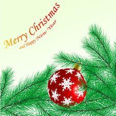 Free Christmas Background Royalty Free Stock Photos - 16605538