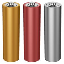 Free AA Battery Stock Images - 16605914