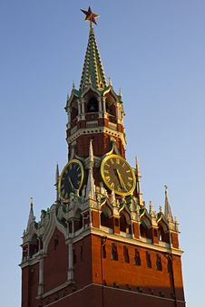 Free Kremlin Tower Royalty Free Stock Images - 16606199