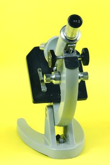 Free Microscope Stock Image - 16607321