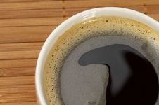 Free Espresso Fragment Stock Photo - 16608150