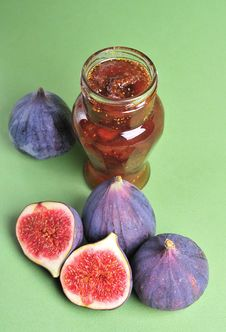 Free Figs And Jam Stock Images - 16608194