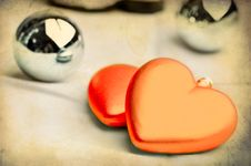 Free Valentines Vintage Grunge Background Royalty Free Stock Photo - 16608325