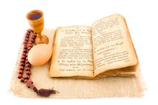 Free Prayer Book Royalty Free Stock Photography - 16609707