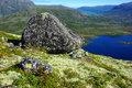 Free Picturesque Norway Mountain Landscape. Stock Photos - 16612993