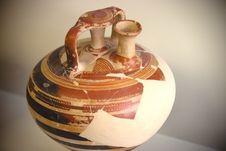 Free Greek Urn Stock Photo - 16610470