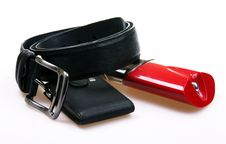 Free Man S Belt Stock Photo - 16611440