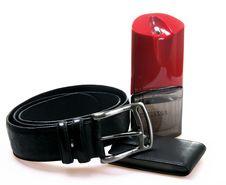 Free Man S Belt Royalty Free Stock Image - 16611466