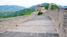 Great Wall No.12 Royalty Free Stock Photo