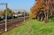 Free Railroad Royalty Free Stock Photos - 16611908
