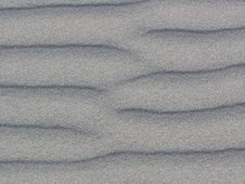 Free Sand Pattern Stock Photography - 16612132