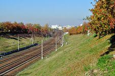 Free Railroad Stock Photo - 16612320