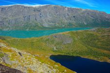 Free Picturesque Norway Mountain Landscape. Royalty Free Stock Photography - 16612917