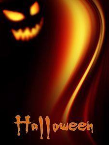 Free Halloween Background Royalty Free Stock Photo - 16613425