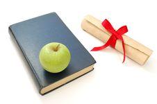 Free Graduation Certificate Stock Photo - 16613730