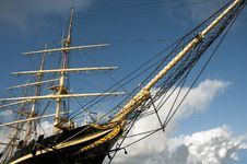 Free Tall Ship Royalty Free Stock Image - 16614036