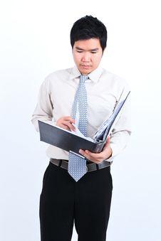 Free Businessman Stock Image - 16616871