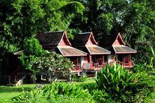 Free Thai House Stock Photos - 16617623