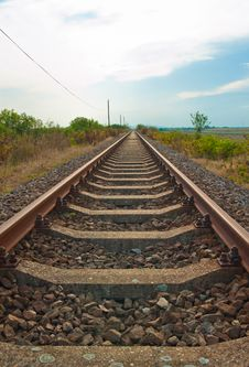 Free Railway Out Of Use Stock Images - 16618654