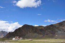 Free The Tibet Temples Royalty Free Stock Image - 16618686