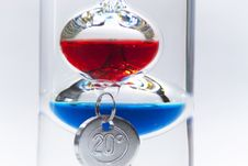 Free Galileo Thermometer Stock Photography - 16619152