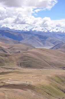 Free The Way To Tibet Royalty Free Stock Photos - 16619248