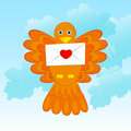 Free Love Bird Royalty Free Stock Photos - 16623368