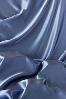 Satin Background; Place For Your Object Stock Photography