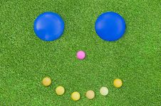 Free Golf And Smile Stock Photos - 16620203