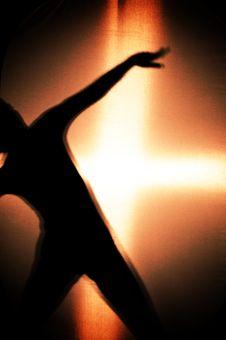 Free Dancer Royalty Free Stock Image - 16620536