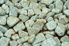 Free Round-edged Pebbles Royalty Free Stock Image - 16621076