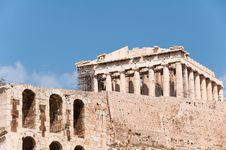 Free Acropolis Of Athens Stock Photos - 16621383