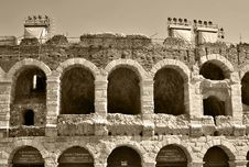 Free Arena Of Verona Royalty Free Stock Images - 16625459