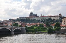 Free Prague Castle Stock Photo - 16626520
