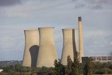 Free Richborough Power Station Stock Photography - 16626742